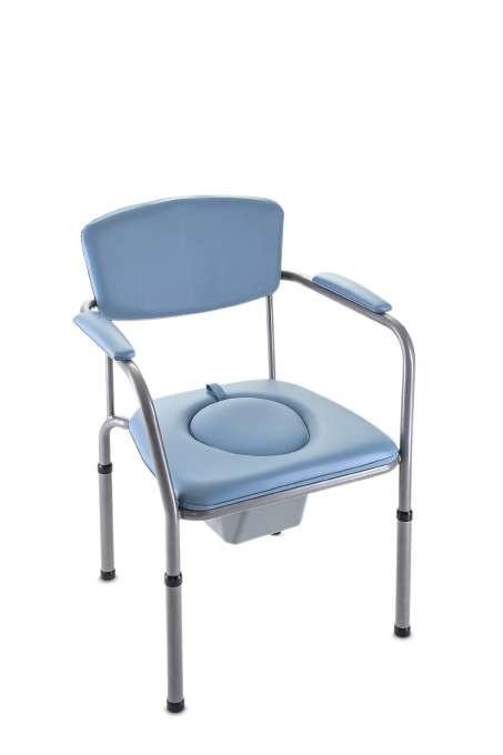 invacare toilettenstuhl h440 omega eco sanit ts online. Black Bedroom Furniture Sets. Home Design Ideas